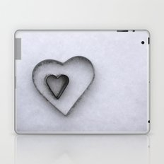 I carry your heart in my heart Laptop & iPad Skin
