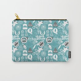 Discreet Fandoms Carry-All Pouch