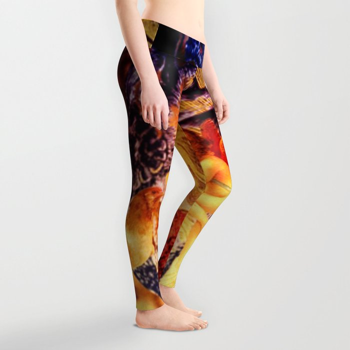 Sacred Heart Leggings