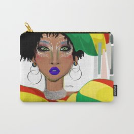 JAMA QUEEN Carry-All Pouch