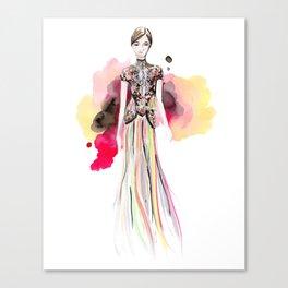 Marchesa Fall Canvas Print
