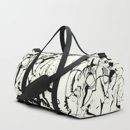 Thoughts Duffle Bag