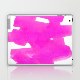 Superwatercolor Pink Laptop & iPad Skin