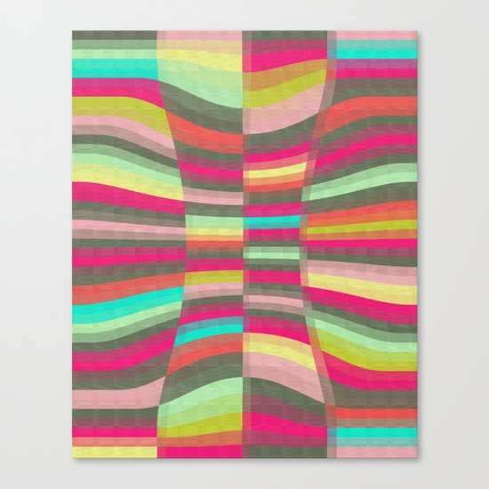 Spectacle Canvas Print