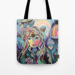 Celestial Dreaming Tote Bag
