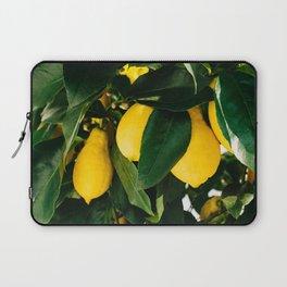 Amalfi Coast Lemons Laptop Sleeve