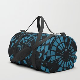Abstract Dartboard Duffle Bag