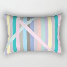 Finespun Stripes Rectangular Pillow