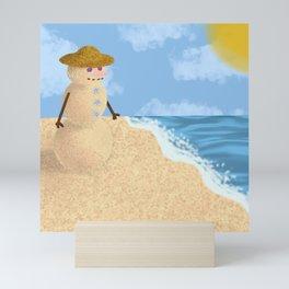Mr Sandman Mini Art Print
