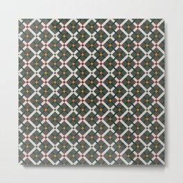 MOSAIKA (mod 00120015) Metal Print