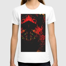 the chinese in the night T-shirt