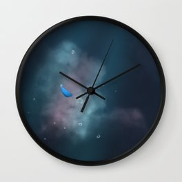 RON & FRIENDS Wall Clock