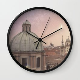 Dream Fairy Wall Clock