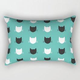 Cat Pattern 03 Rectangular Pillow