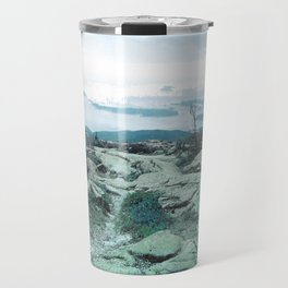 Cadillac Mountain Maine Travel Mug