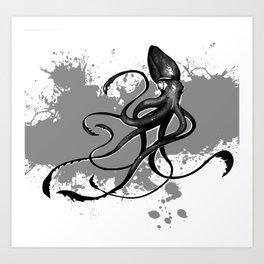 Calmar Art Print