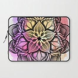 Watecolor Mandala Laptop Sleeve