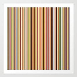 Old Skool Stripes Kunstdrucke