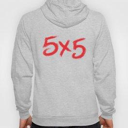 5X5 Hoody