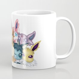 KAWAII EEVEELUTIONS Coffee Mug