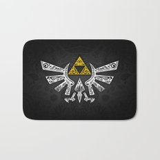 Zelda Hyrule Bath Mat