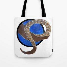 Creature of Water (porthole edit) Tote Bag