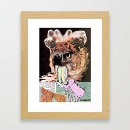 Hold  Framed Art Print
