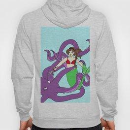 A Mermaid's Battle Hoody