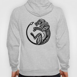 Afro Lion Hoody