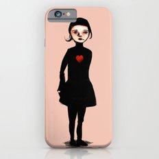 French Girl III iPhone 6s Slim Case
