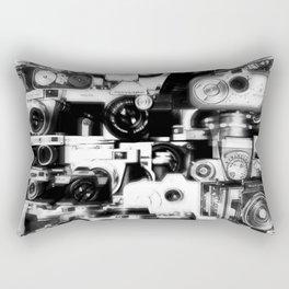 analogue legends II Rectangular Pillow