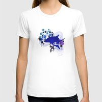 dolphin T-shirts featuring Dolphin by delfindaffy