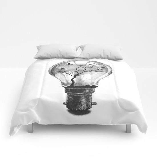 Imprisoned Comforters