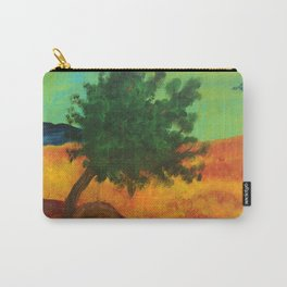 Baked Juniper Carry-All Pouch