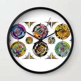 Targeted 01 Wall Clock