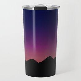 Sunset - White Pocket, Vermilion Cliffs, AZ Travel Mug