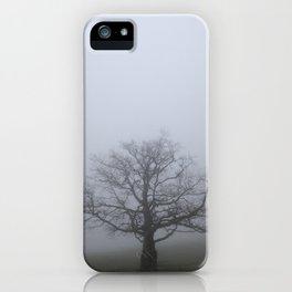 mighty tree iPhone Case