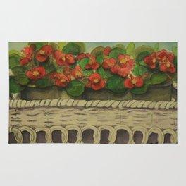 Begonias wc161104a Rug