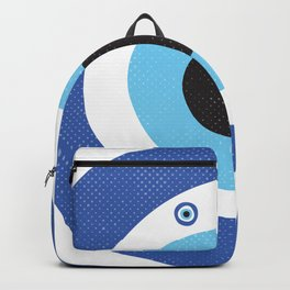 Evi Eye Symbol Backpack
