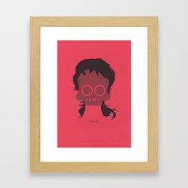 skullet Framed Art Print