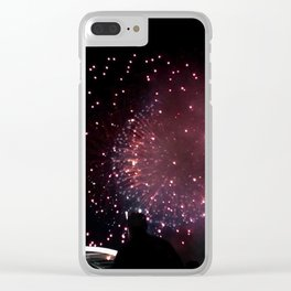 Loneliest Man in the World Clear iPhone Case