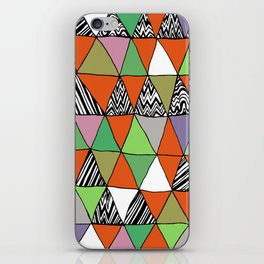 Triangle 2 iPhone Skin