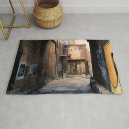 Artistry - Graffiti Wall Rug