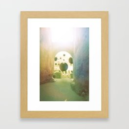 The Colosseum Framed Art Print