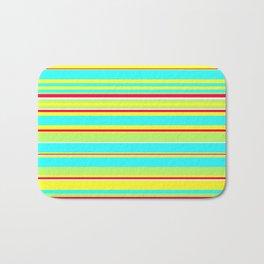 Stripes-018 Bath Mat