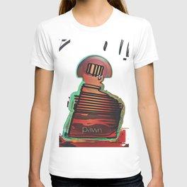 PAWN / Black / Chess T-shirt