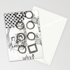 The Chaos Stationery Cards