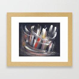 Cosmic multi 3 Framed Art Print