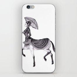 Victorian Centaur iPhone Skin