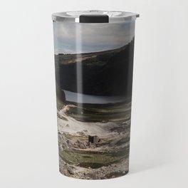 Hiking the Wicklow Mountains Travel Mug